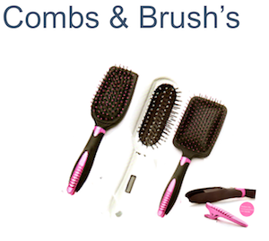 Combs & Brushes