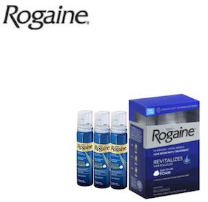 Rogaine  Foam 5%