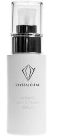 Crystal Clear Intense Anti-Ageing Serum 50ml