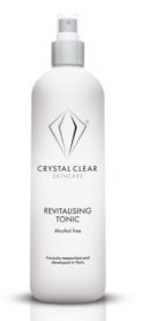 Crystal Clear Revitalising Tonic 400ml