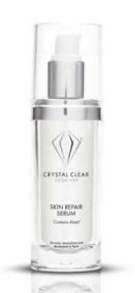 Crystal Clear Skin Repair Moisturiser 120ml