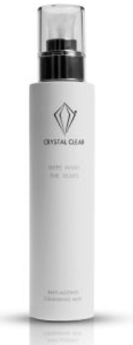 Crystal Clear Wipe Away The Years 200ml