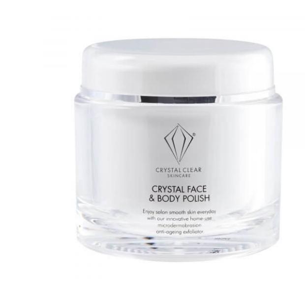 Crystal Face & Body Polish 150ml
