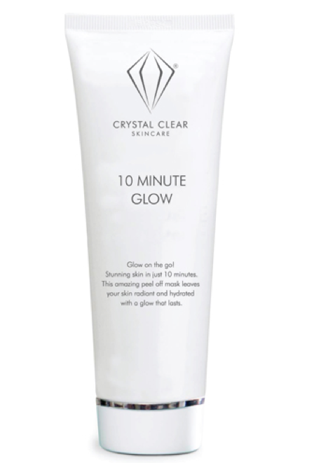 Crystal Clear 10 minute Glow 100ml