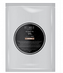 Ecobel Keratin Hair building fibers Large Black 50g