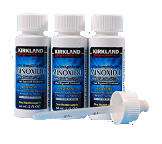 Minoxidil 5% Topical Extra Strength 3 Months Supply